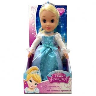 "Кукла ""Принцесса Диснея"" - Золушка (звук), 30 см Мульти-Пульти-37736641"