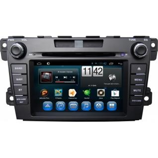 Штатная магнитола CARMEDIA KR-7035-T8 для Mazda CX-7 2006-2011 Android 7.1-37279637