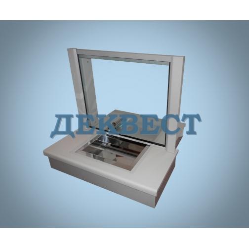 Передаточное кассовое окно ПУ-3П (передвижной лоток).-494637