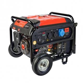 Инверторный генератор Fubag TI 7000 A ES с электростартером и коннектором автоматики FUBAG-6437580