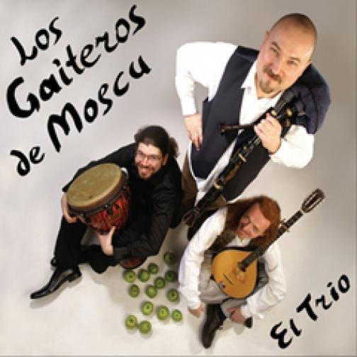 """Los Gaiteros de Moscu """"El Trio""""-5099859"""