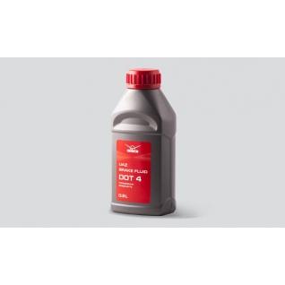 Тормозная жидкость УАЗ тормозная жидкость DOT4 0.5л-5921842