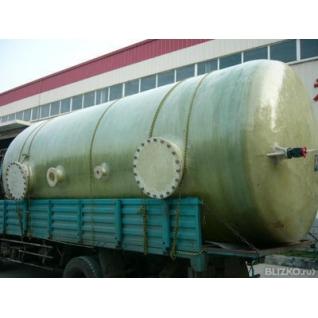 Ёмкость топливная Waterkub V40 м3-5965516