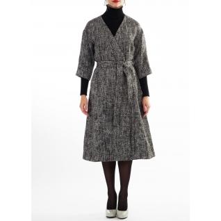женская одежда FluffyAnn Moscow Платье-пальто FluffyAnn Артикул FA018
