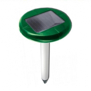 Отпугиватель кротов, змей на солнечной батарее Weitech WK-0677 Solar (350 м²) Weitech-5762040