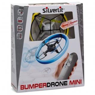Мини Бампер Дрон на р/у желтый Silverlit-37896556
