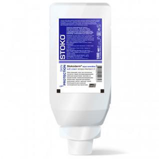Крем защитный Deb-Stoko Stokoderm aqua /Stoko Protect+ гидрофобный 1000 мл-37861795