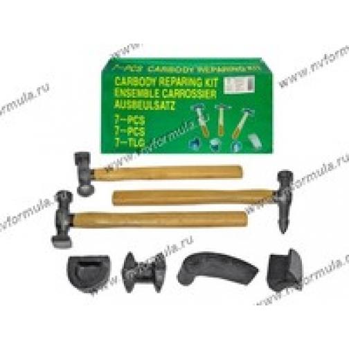 Инструмент для рихтовки кузова 7 предметов-434971