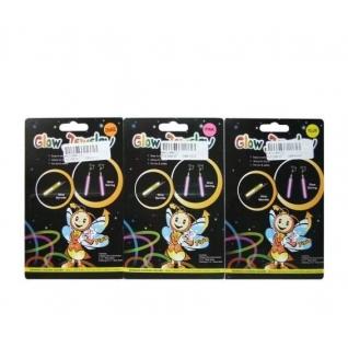 Набор светящихся аксессуаров Glow - Сережки и заколка Junfa Toys-37712400