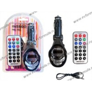 Трансмиттер FM Intego FM-102 USB/SD-9061114