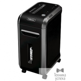 Fellowes Fellowes Шредер Powershred 90S FS-4690101 5.8 мм, 18 лст., 34 лтр., уничтожает: скобы, карты, скрепки, CD