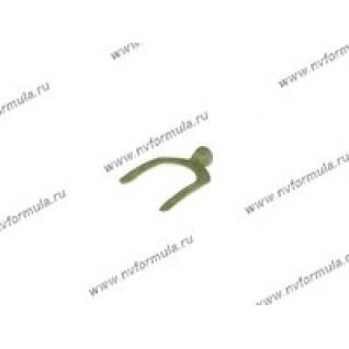 Скоба стопорная личинки замка двери 2105-424609