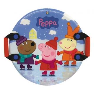 Ледянка Peppa Pig, c ручками, 54 см 1 TOY-37704241
