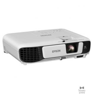 Epson Epson EB-W41 V11H844040 LCD, 16:9, 1280x800, 3600 ANSI, 15000:1, HDMI, MHL, USB, 1x2W, 2.5kg, White-24194251