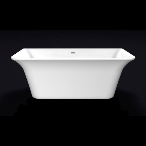 Отдельно стоящая ванна LAGARD Evora White Star 6944859