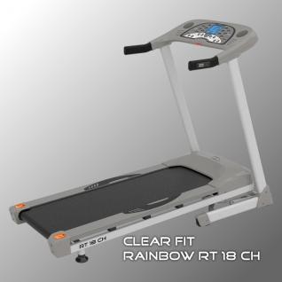 Clear Fit Беговая дорожка Clear Fit Rainbow RT 18 CH-5754017