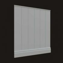 Стеновые панели из МДФ Evrowood PL 02 135x800x6