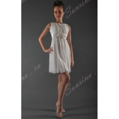 Платье свадебное Короткие свадебные платья⇨Пегги-661964