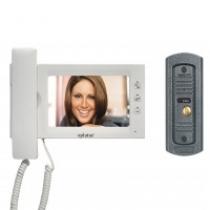 Комплект видеодомофона для квартиры, частного дома с вызывной панелью Eplutus EP-2298