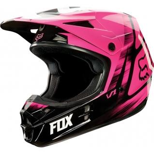 Fox V1 Vandal Youth Helmet (2015)