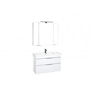 Комплект мебели для ванной Aquanet Эвора 00184566-11491385