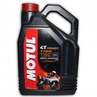 производитель не указан Моторное масло Motul 7100 4T 10W-40 4Л