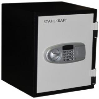 Огнестойкий сейф STAHLKRAFT FR-40V EL-446169