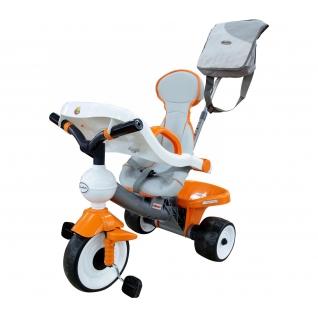Велосипед 3-х колёсный ДИДАКТИК-2 с игровой панелью, ручкой, ремешком, чехлом и сумкой Полесье-37879928
