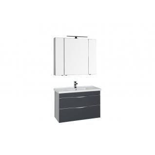 Комплект мебели для ванной Aquanet Эвора 00184564-11491398