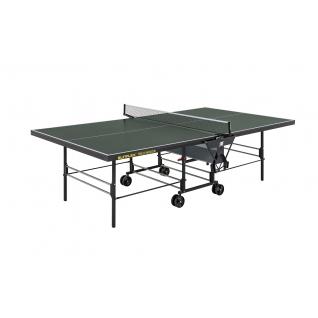 Sunflex Теннисный стол тренировочный Sunflex TREU INDOOR (зеленый)-5755443