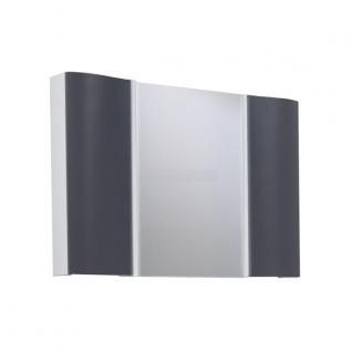 Зеркало-шкаф Акватон Ондина 100 графит