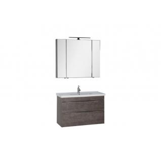 Комплект мебели для ванной Aquanet Эвора 00183165-11491386