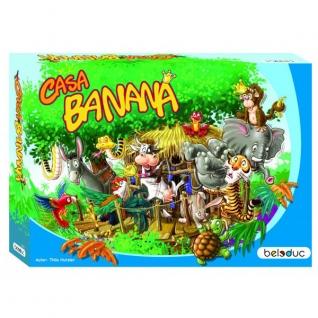 Развивающая игра Beleduc Каса Банана