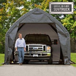 Тентовый гараж для дачи сборный ShelterLogic SUV/Truck 3,9 х 6,1 х 3,7м-2725