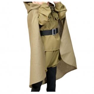 """Карнавальный костюм """"Плащ-палатка"""", 134-140 см Карнавалофф-37734191"""