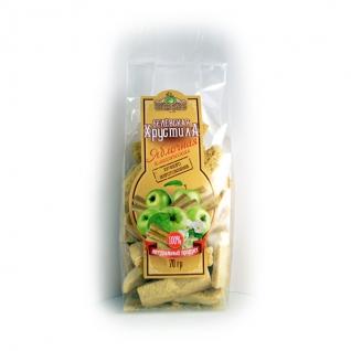 Белёвская хрустила яблочная классическая, 70 г, пакет