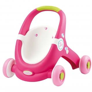 Ходунки-коляска для кукол MiniKiss 2 в 1 Smoby-37721606