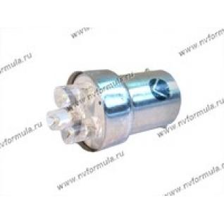 Лампа светодиод 12V5W BA15s 3LED белая-416044