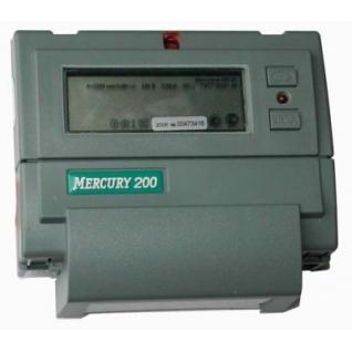 Электросчетчик Меркурий 200.02 многотарифный-1427239