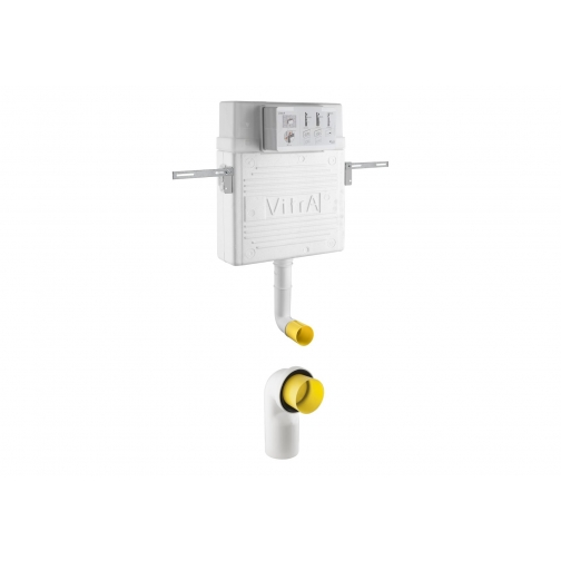 Скрытая система смыва VITRA 742-1730-01 для унитаза-6759194