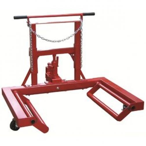 Тележка гидравлическая для съема колес 1т Big Red-6004228