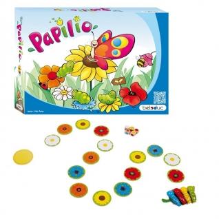 Развивающая игра Beleduc Бабочка Папилио
