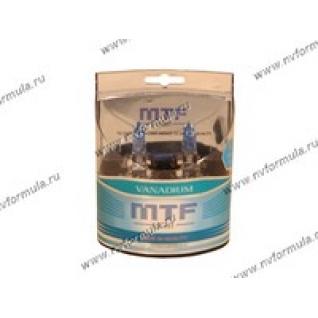 Лампа галоген 12V Н3 55W Pk22s MTF VANADIUM 5000К-415817