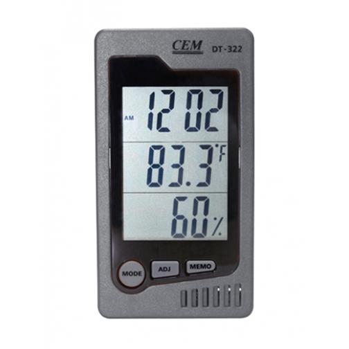 Гигро-термометр CEM DT-322-6766299