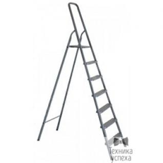 СИБИН Лестница-стремянка СИБИН алюминиевая, 7 ступеней, 145 см 38801-7