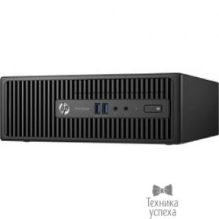 Hp HP ProDesk 400 G3 T4R77EA SFF/i3-6100/4Gb/500Gb/DVDRW/DOS/k+m
