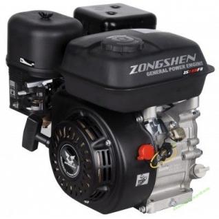 Бензиновый двигатель Zongshen 168FA-6819092
