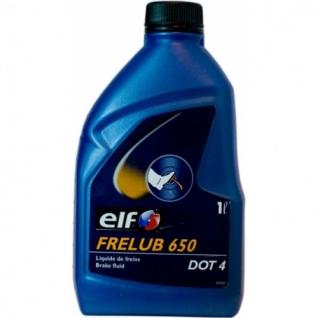 Тормозная жидкость ELF Frelub 650 1л-5921352