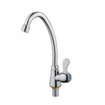 Смеситель для кухни с высоким изливом для одной воды РМС SL79-269F-1