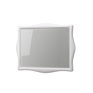 Зеркало Amethyst 90х105 Light-9249985